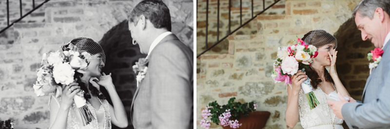 Tuscany wedding Casa Cornacchi by Cinzia Bruschini44 Iona & Baydr, wedding at casa cornacchi