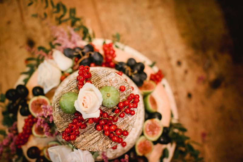 121a cheese wheel wedding cake Rachel & Michael   Outdoor Rustic Wedding   Umbria Wedding Photographer
