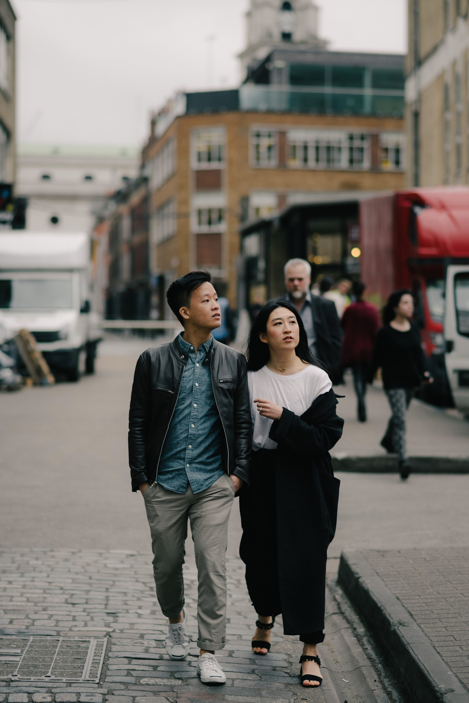 London Couple