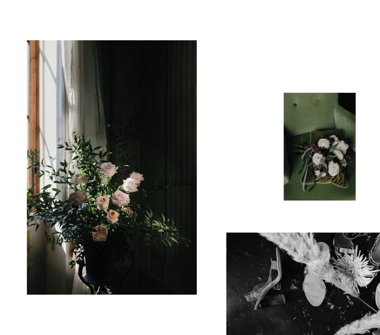 wedding details at Borgo Stomennano