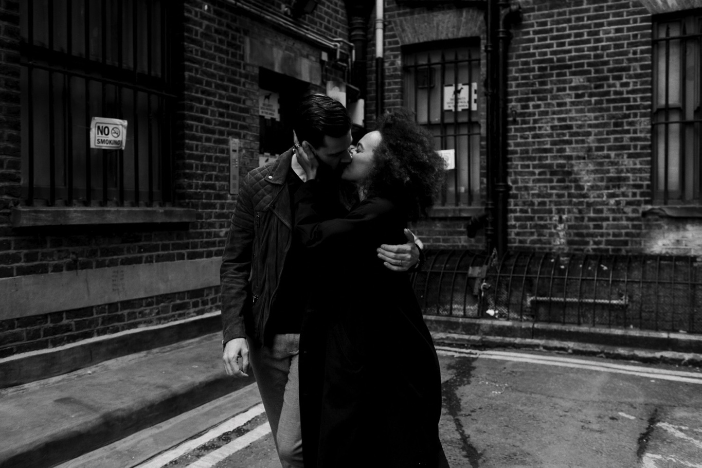 Lovers in London