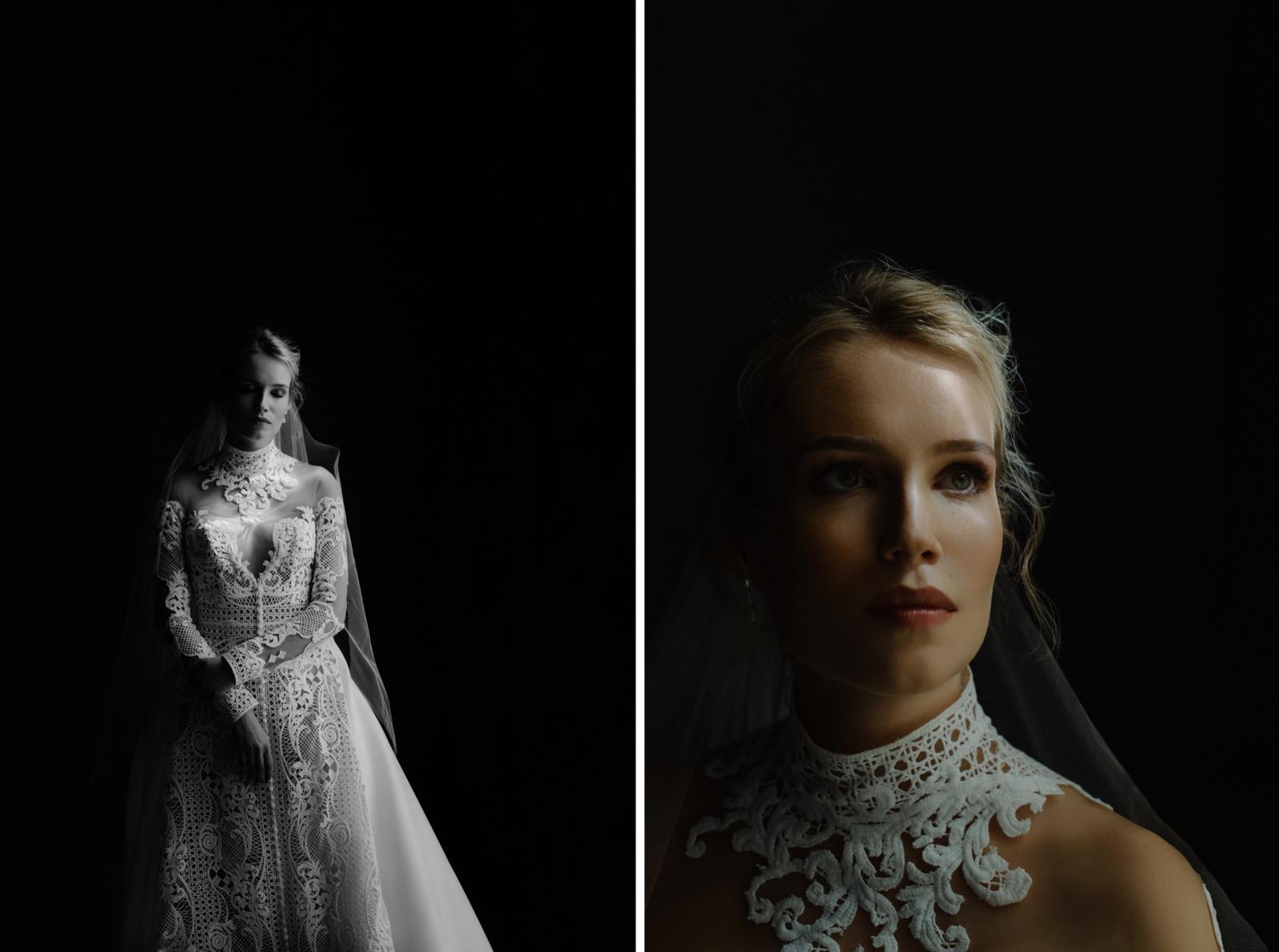 J'Aton Couture bride dress