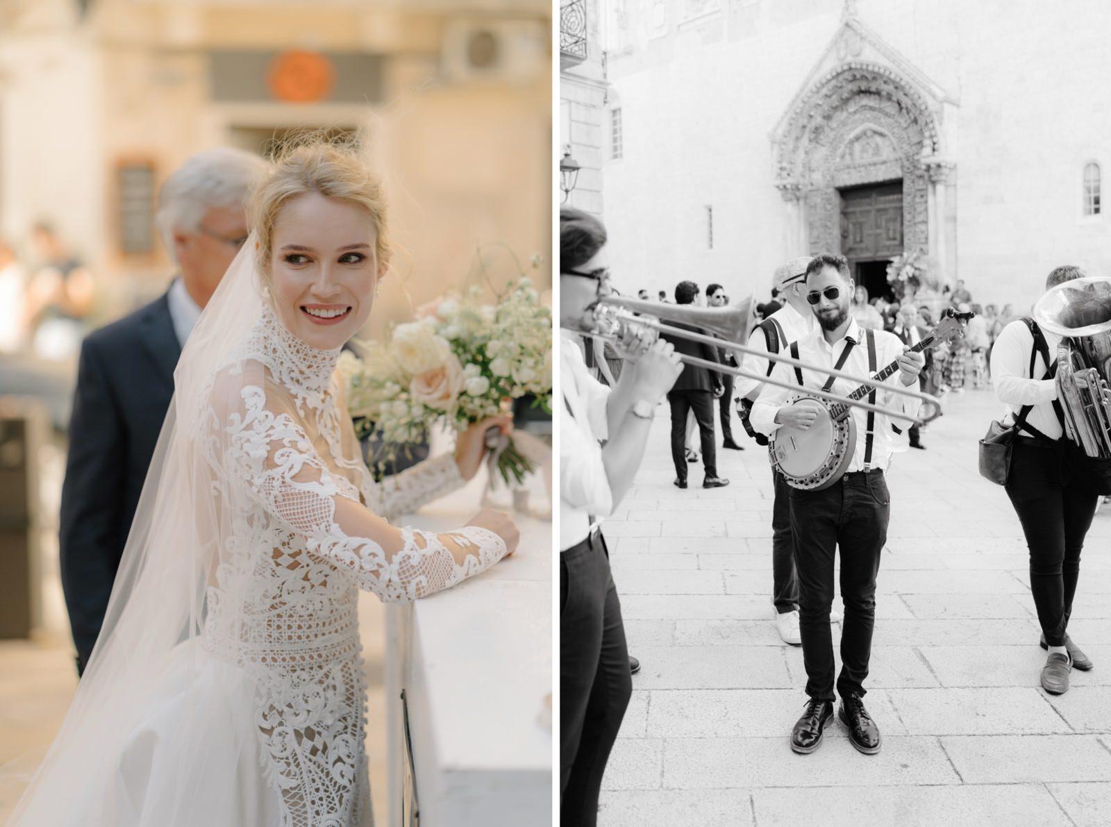 Origami inspired wedding - Lea-Ann Belter Ivy gown - Lea-Ann ... | 1191x1600