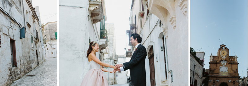 bride and groom portrait Oria