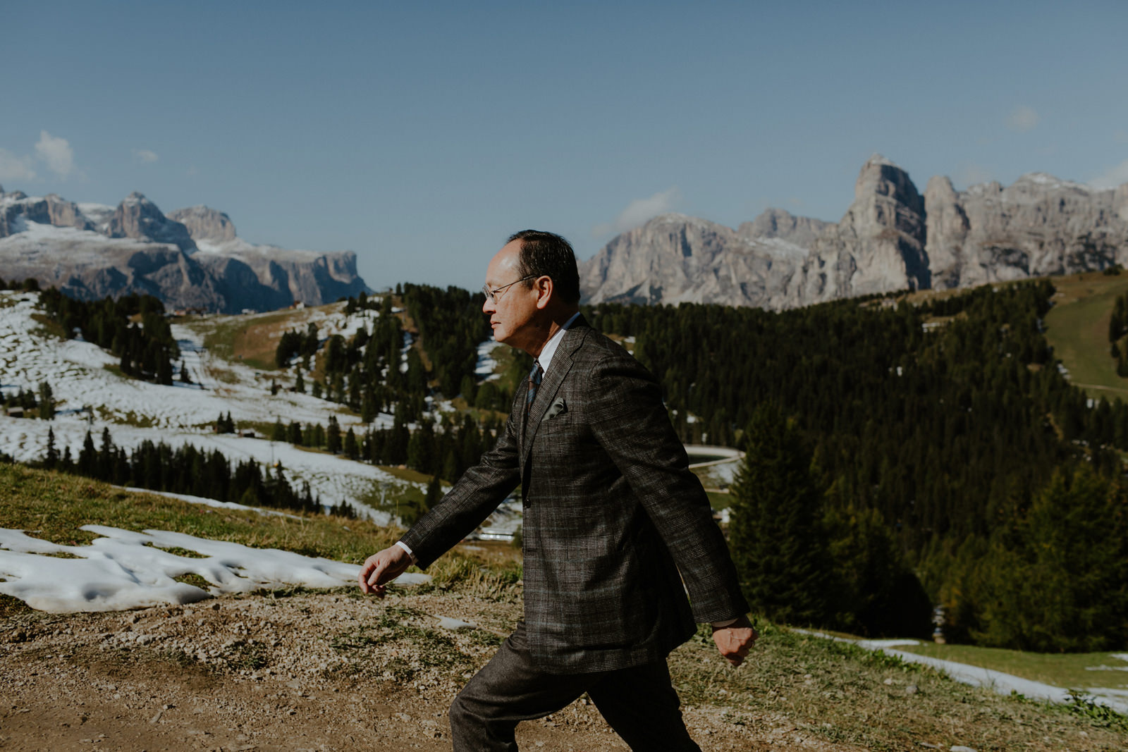 Dolomites Wedding