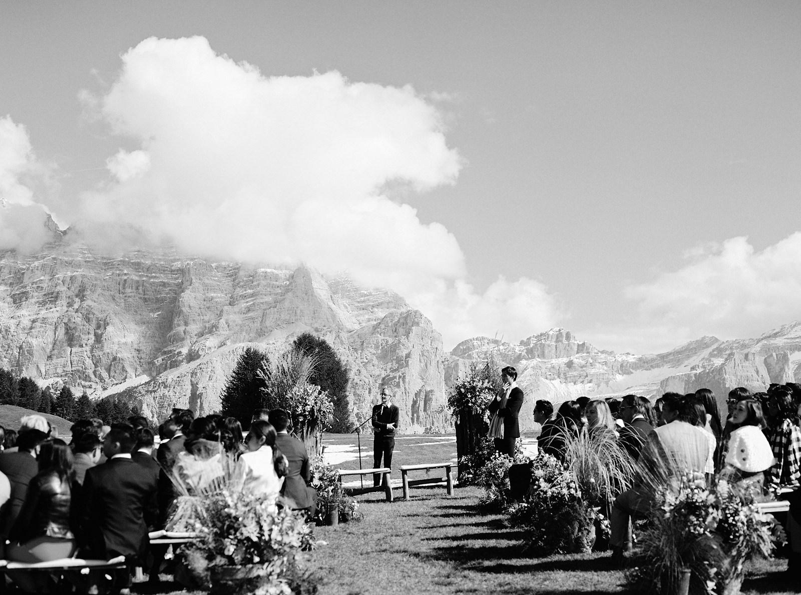 bride entrance