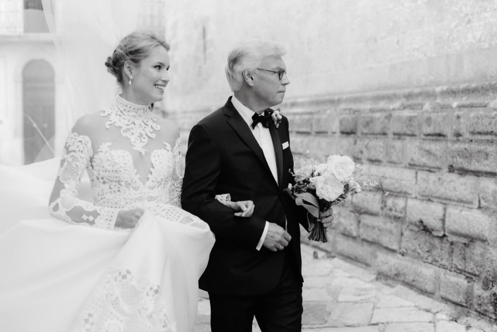 bride in Altamura